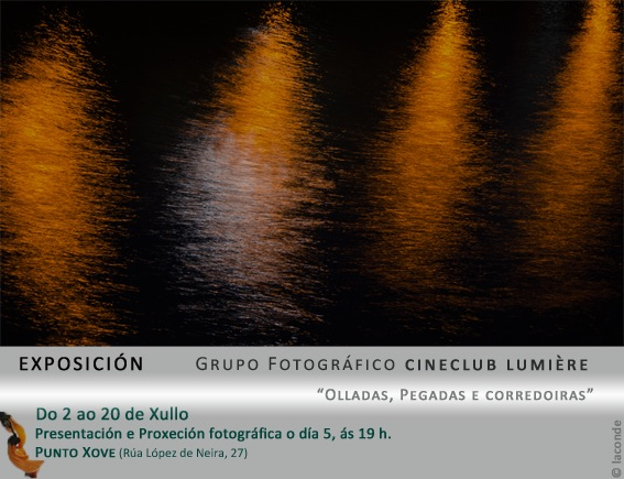 Adela Rodriguez - Exposición Grupo Fotográfico Cineclub Lumière