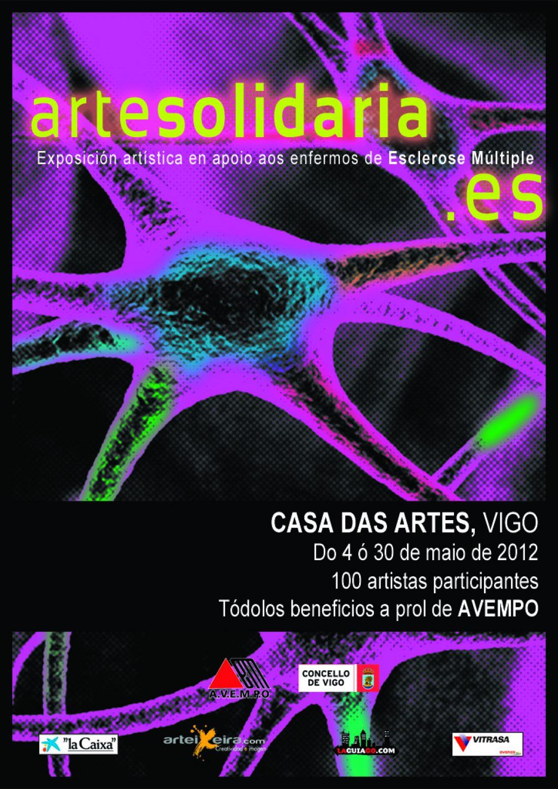 Adela Rodriguez - Exposicion - Arte solidario