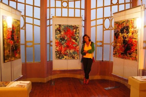 Adela Rodriguez-Expo Oporto