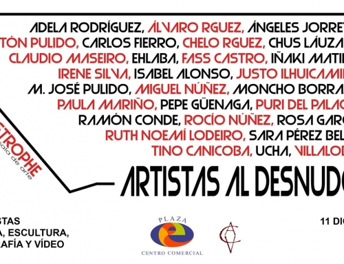 Artistas al desnudo