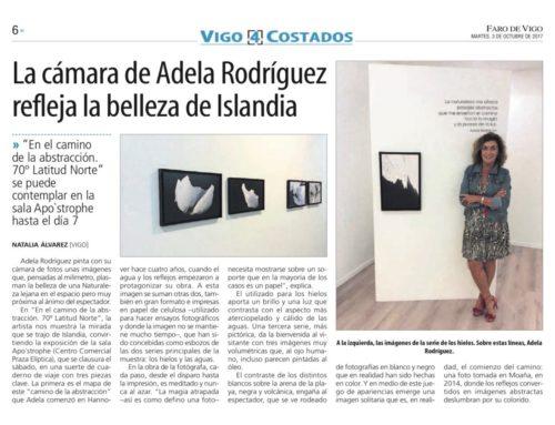 La cámara de Adela Rodriguez refleja la belleza de Islandia